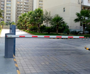 PARKING BARRIER SYSTEM